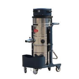 单相电三马达真空工业吸尘器大型仓库物业保洁停车场用吸尘器