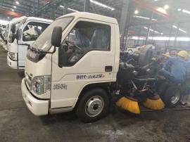 吸尘车纯吸式清扫车多功能扫路车