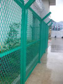 监狱看守所钢网墙-监狱看守所隔离网安装-监狱看守所刀片隔离网