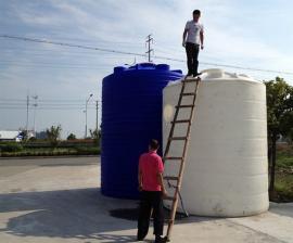 塑料槽罐|耐酸碱储罐|PE贮罐(日晒雨淋)