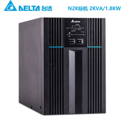 台达UPS不间断电源RT7KVA/5.6kw高频在线式外置电池
