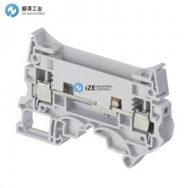 ENTRELEC导轨安装接线端子ZS10-ST 1SNK508310R0000