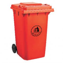 丹阳小区环卫垃圾桶-塑料垃圾桶