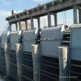 水闸机械格栅除污机型号 功率