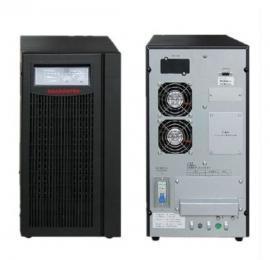C6KS山特UPS�源6kva/4.8kw�L�C外接蓄�池配置