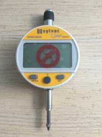 瑞士SYLVAC万分位数显千分表805.5306精确到0.0001mm
