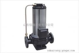 SPG管道屏蔽泵