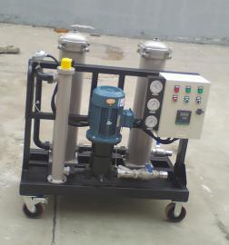 滤芯GLYC-50F液压油净化高粘油滤油车