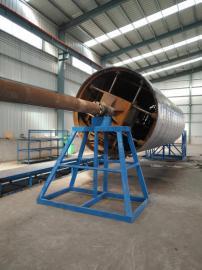 安丘大恒全自动数控玻璃钢缠绕机储罐管道化粪池专用生产设备