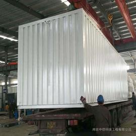 生活污水集装箱一体化污水处理设备