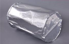 订做热熔胶用铝箔袋 圆底铝箔袋 圆型形铝箔袋 圆底袋