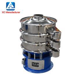 直径600型不锈钢振动筛 三次元旋振筛 多层圆振动筛选设备