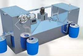 不锈钢隔油器 厨房隔油池 无动力隔油器