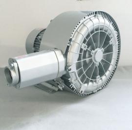 0.85kw漩涡风机 双叶轮高压鼓风机850w 贝雷克RT-H3285AS
