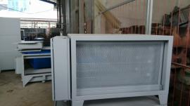 商用厨房餐饮XK-JD-C厨房油烟净化器(低空排放系列)