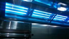 厨房油烟异味净化器--光解去味氧化型