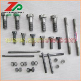 铌螺丝 铌螺母 Nb1铌螺钉 定制耐高温紧固件