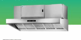 餐饮油烟XK-JD-Y厨房烟罩式静电油烟净化器