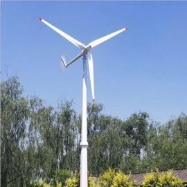 20千瓦民用大功率风力发电机20kw工程并网240v风力发电机