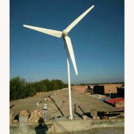 10kw足功率家用发电机高效静音风力发电机10千瓦户外并网220v