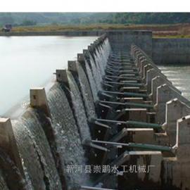 生产各种型号液压钢坝闸门 钢坝