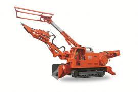 临时支护履带挖掘式装载机ZWY-120/55L
