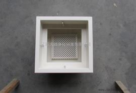 【销量领先】专业生产空调送风口 静压箱配 终生维修
