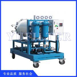 LYC-100J聚结脱水滤油机 液压油滤油机 滤油机 滤油车