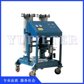 LYC-63G高固含量液压油滤油机 液压油滤油机 滤油机 滤油车