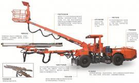 DS1-150型锚杆台车方案设计