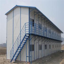 活动板房 住人夹芯板房 彩钢活动房 设计安装 钢结构活动房
