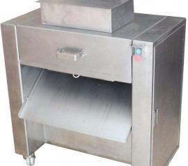 禽类带骨切丁机 冷鲜肉切片机 冷冻肉切丝机 多隆精品