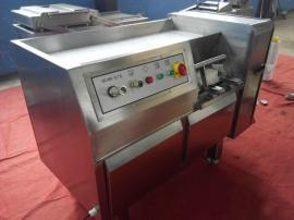 加强型肉类切丁机 ,冷鲜肉切丝机 冷冻肉切片机 多隆精品