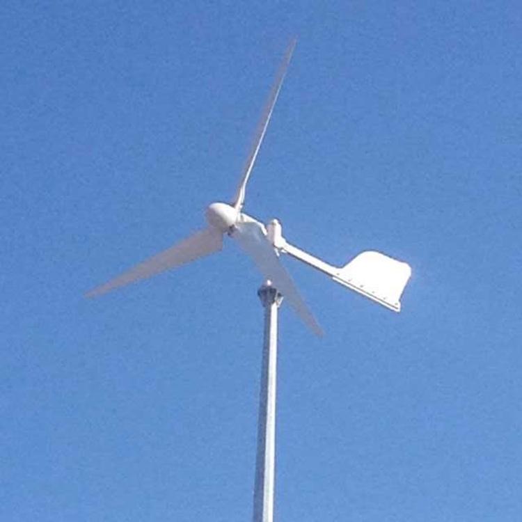 定做1000W家用小型风力发电机1千瓦永磁风力发电机