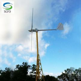 晟成2千瓦永磁直驱式风力发电机监控风力发电机