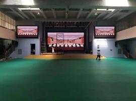 珠宝展厅LED电子屏品牌效果,高清P2.5LED显示屏价钱