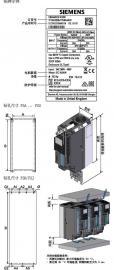 西门子G120XA 风机泵类专用变频器进线电抗器
