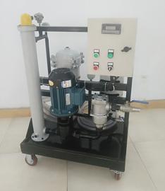 日欣净化GLYC-254J汽轮机油净化高粘度油过滤机
