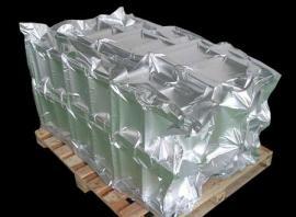 设备运输铝箔抽真空包装袋 定做编织铝箔抽真空立体袋 方底袋