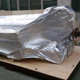 现货定制大型机械设备镀铝防潮立体袋抽真空袋