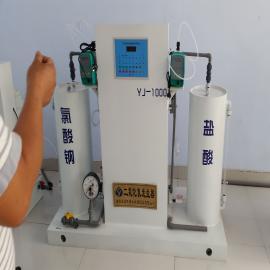 高�二氧化氯�l生器 �解法次氯酸�c�l生器