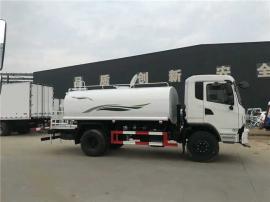 渣土降尘喷雾车 石子厂专用洒水降尘车