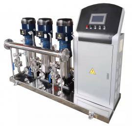 无负压二次加压不锈钢变频供水设备/无负压成套供水设备