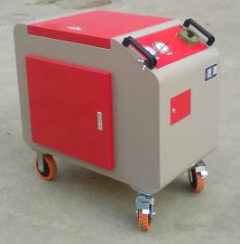 净化LYC-C50q2j汽轮机油除杂箱式滤油车