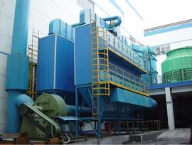 铸造厂袋式除尘器-水泥厂除尘器-铸造车间除尘设备-除尘设备制作