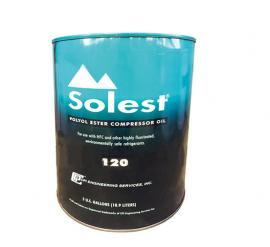 寿力斯特冷冻 Solest 120螺杆机油 压缩机油