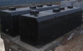 小型医院污水处理地埋式