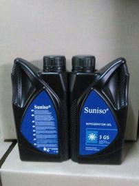 原装正品 比利时太阳牌冷冻油 SUNISO 3GS 4L 空调压缩机油