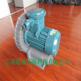 油气输送专用高压防爆鼓风机,旋涡式防爆鼓风机