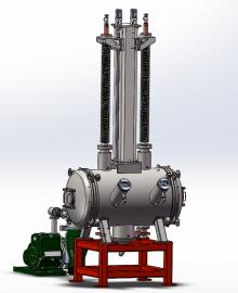 KDH-2000自耗真空电弧炉熔炼炉